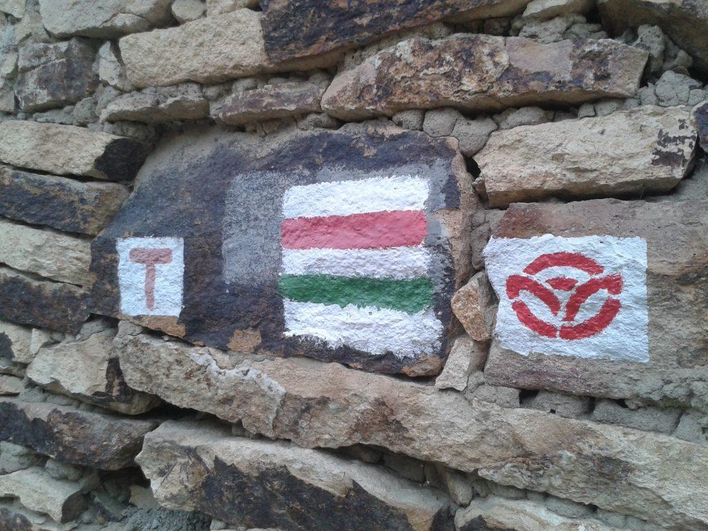 Vándortúrák Magyarországon turistajelzések