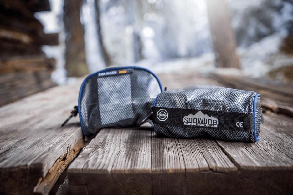 A Snowline Chainsen Pro csúszásgátló tokja
